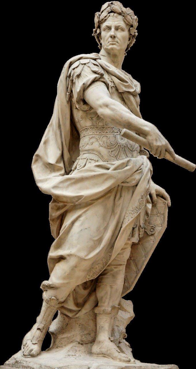 Cesar là một lãnh tụ quân sự lỗi lạc và chính trị gia xuất sắc của La Mã