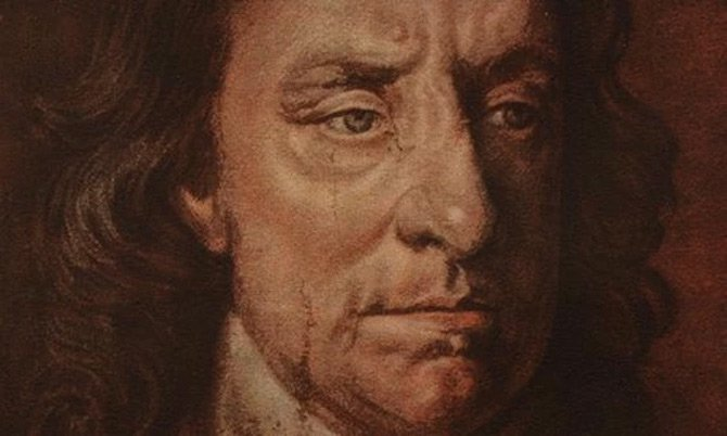 Oliver Cromwell là danh tướng lừng danh trong lịch sử của nước Anh