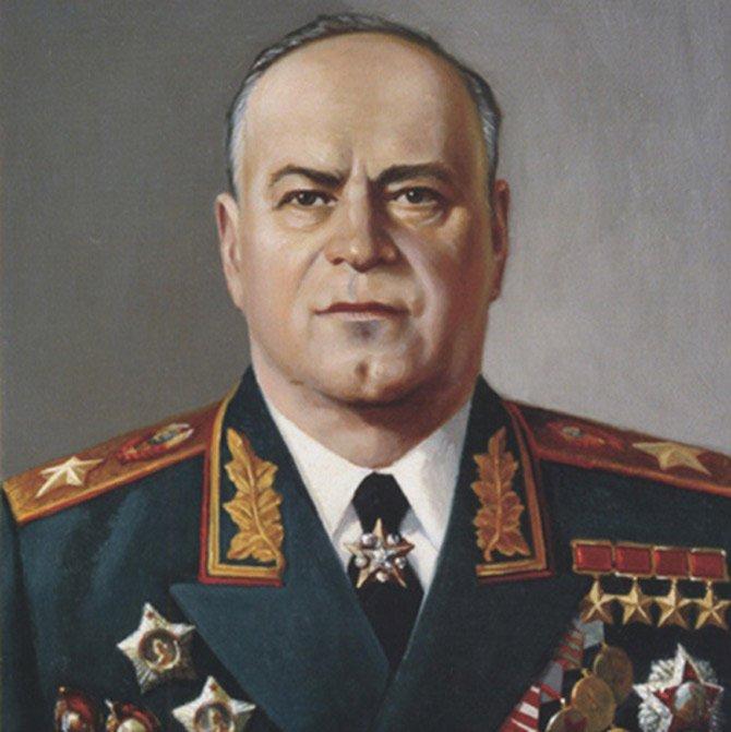 Mikhaiin Cutudop là một vị nguyên soái trong lịch sử nước Nga