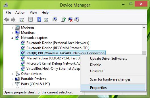 Kết nối Windows 8 với tivi