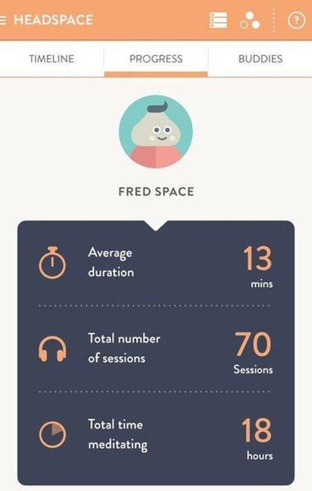 Headspace 2.0 - ứng dụng thiền hiệu quả