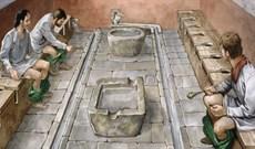 Ngược dòng quá khứ để tìm hiểu xem người La Mã cổ đại đi vệ sinh như thế nào nhé