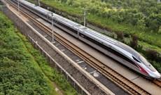 Tàu cao tốc nhanh nhất thế giới 350km/h ở Trung Quốc