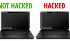 12 dấu hiệu cho thấy máy tính của bạn đang bị hack