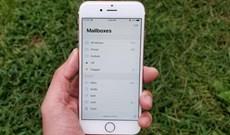 Hướng dẫn thêm tài khoản email vào ứng dụng Mail trên iOS 11