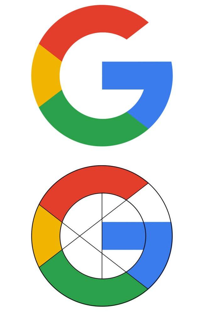 Logo của Google vốn được thiết kế theo phong cách đơn giản, thân thiện và dễ tiếp cận.