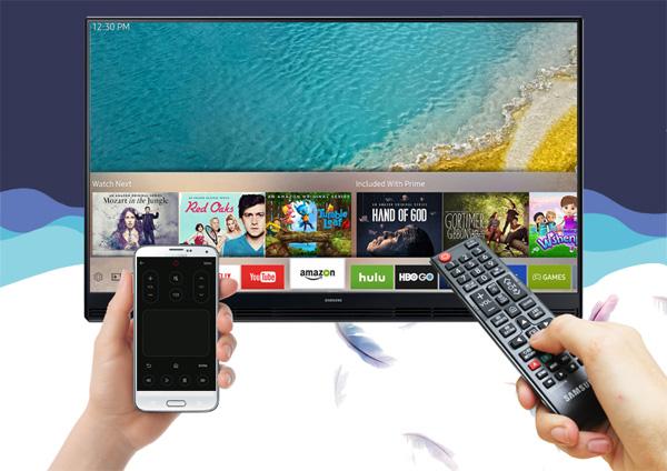 Kết nối Smart Tivi với điện thoại