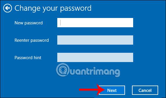 Đặt mã PIN Windows 10