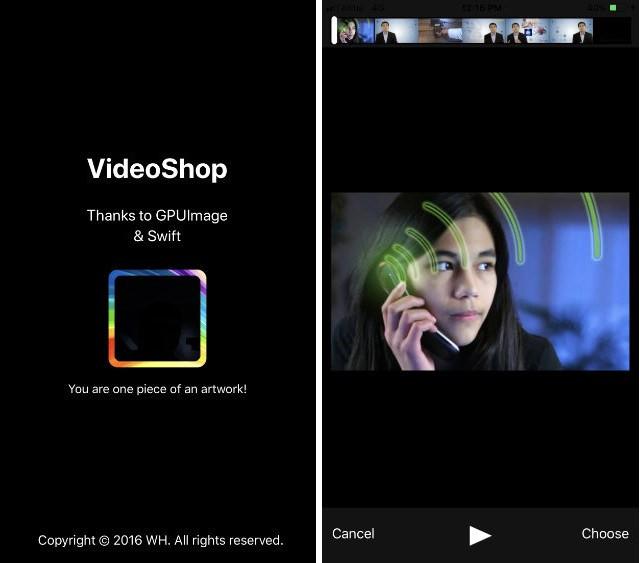 Ứng dụng VideoShow