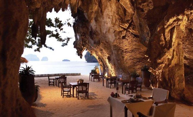 Rayavadee Krabi, Thái Lan