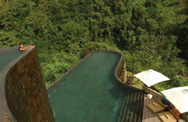 Khách sạn Ubud hanging Gardens, Indonesia