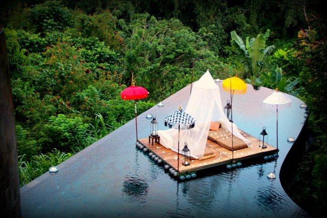 Khách sạn Ubud hanging Gardens