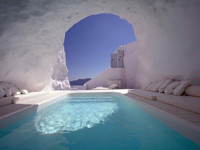 Katikies Hotel-Oia, Hy Lạp