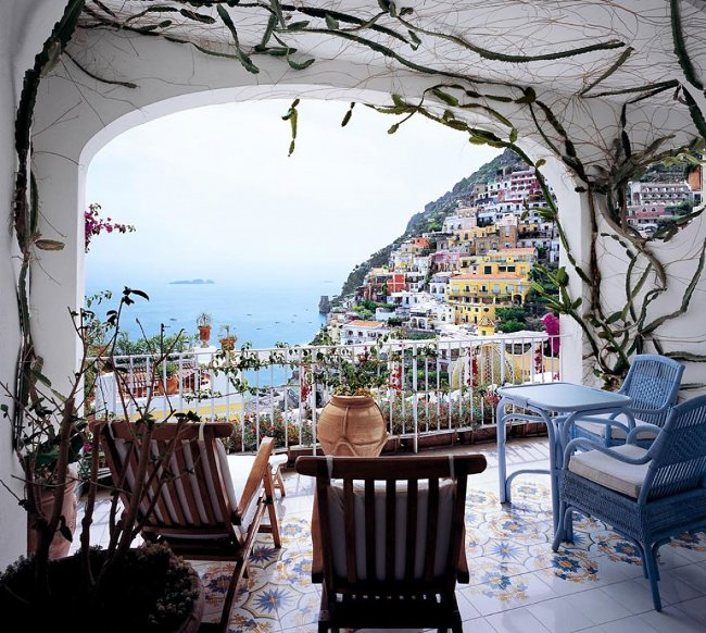 Khách sạn Le Sirenuse, bờ biển Amalfi, Ý