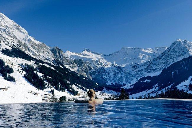 Khách sạn Cambrian Hotel, Adelboden, Thụy Sĩ