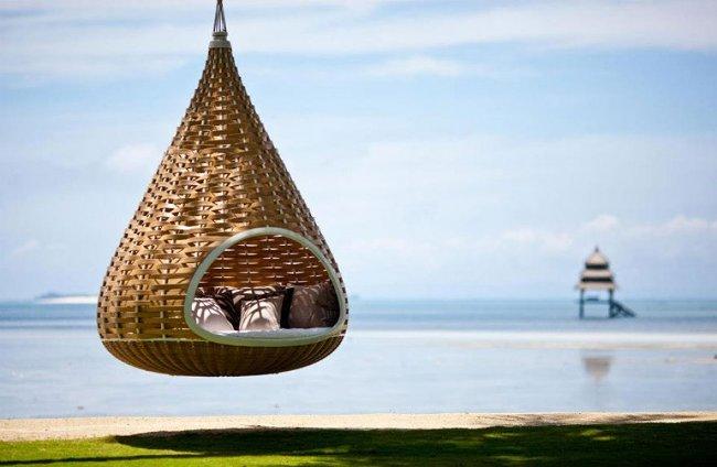 Khu nghỉ dưỡng đảo Dedon
