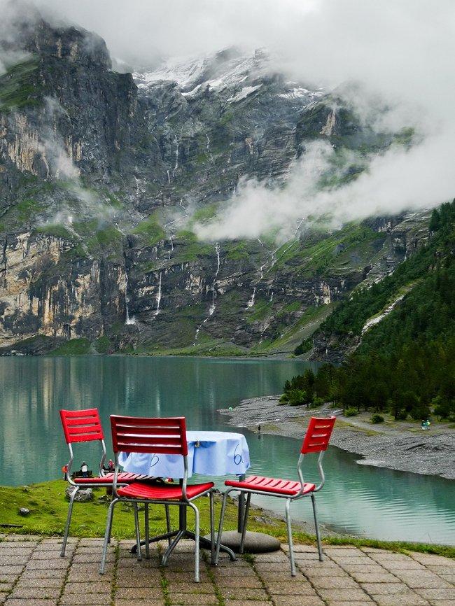 Hotel-Restaurant Öschinensee, Thụy Sĩ