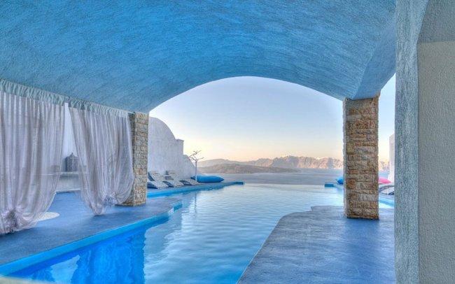Khách sạn Astarte Suits, Hy Lạp