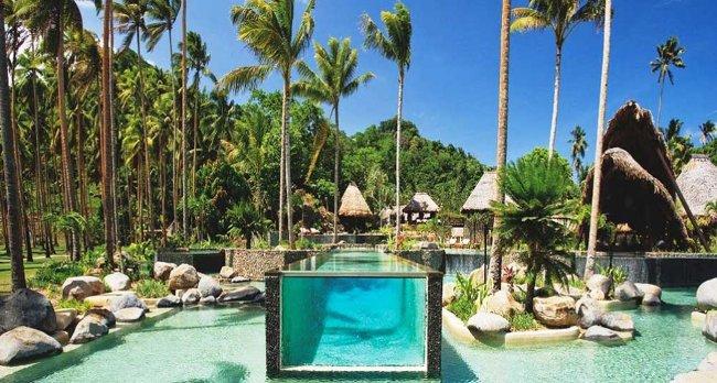 Khu nghỉ mát Laucala Island Resort, Fiji