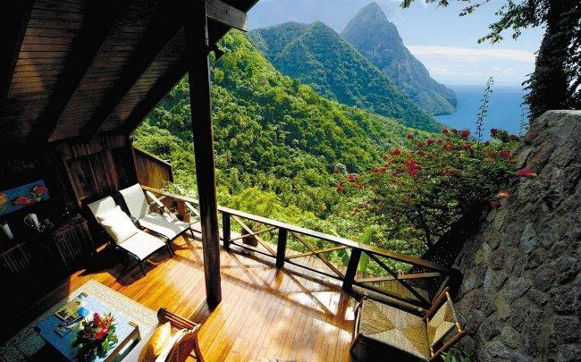 Khu nghỉ dưỡng Ladera Resort