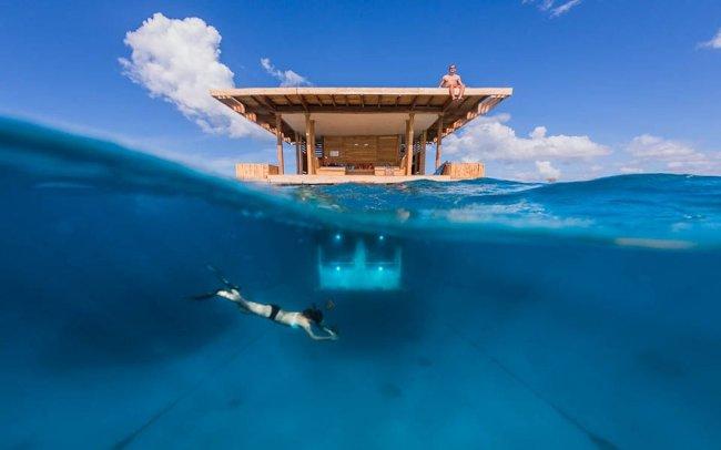 Khu nghỉ dưỡng cao cấp Manta Resort, Zanzibar