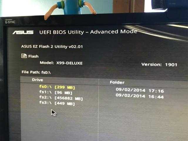 Hướng dẫn nâng cấp BIOS - Quantrimang com