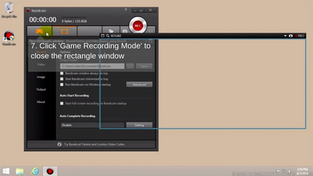 Phần mềm Bandicam Screen Recorder