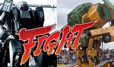 Đại chiến robot khổng lồ giữa Mỹ và Nhật Bản sẽ diễn ra vào 18/10