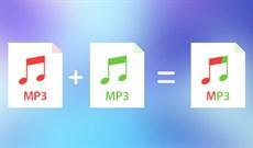 Cách dùng MP3 Splitter & Joiner ghép file âm thanh