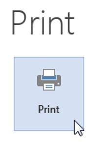 Chọn Print.
