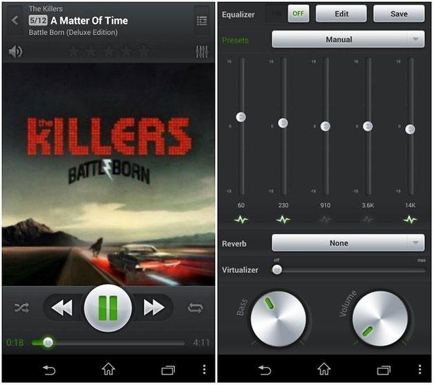 ứng dụng nghe nhạc miễn phí cho Android Ứng dụng PlayerPro Music Player