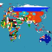 Hiện nay có bao nhiêu quốc gia và vùng lãnh thổ trên thế giới?