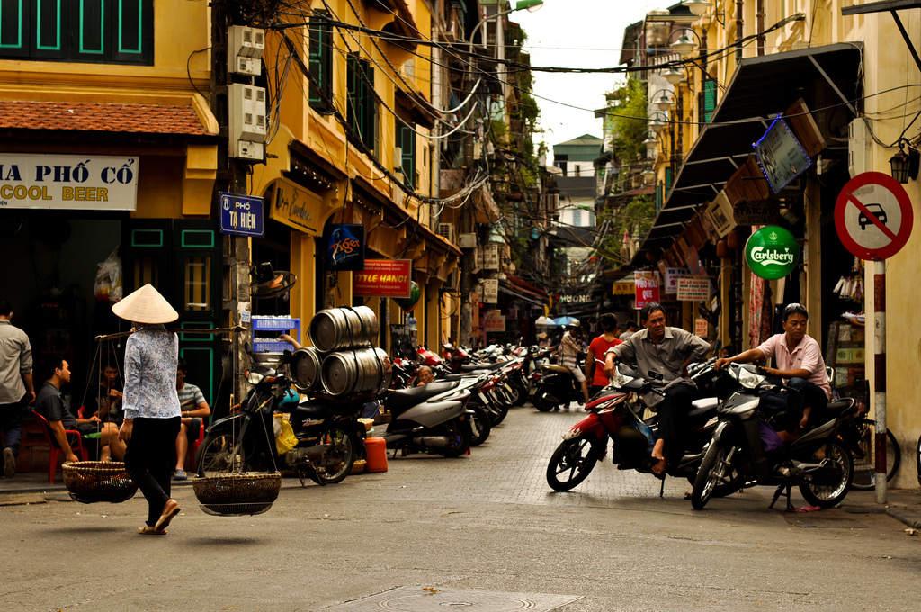 Những góc phố cổ của Hà Nội