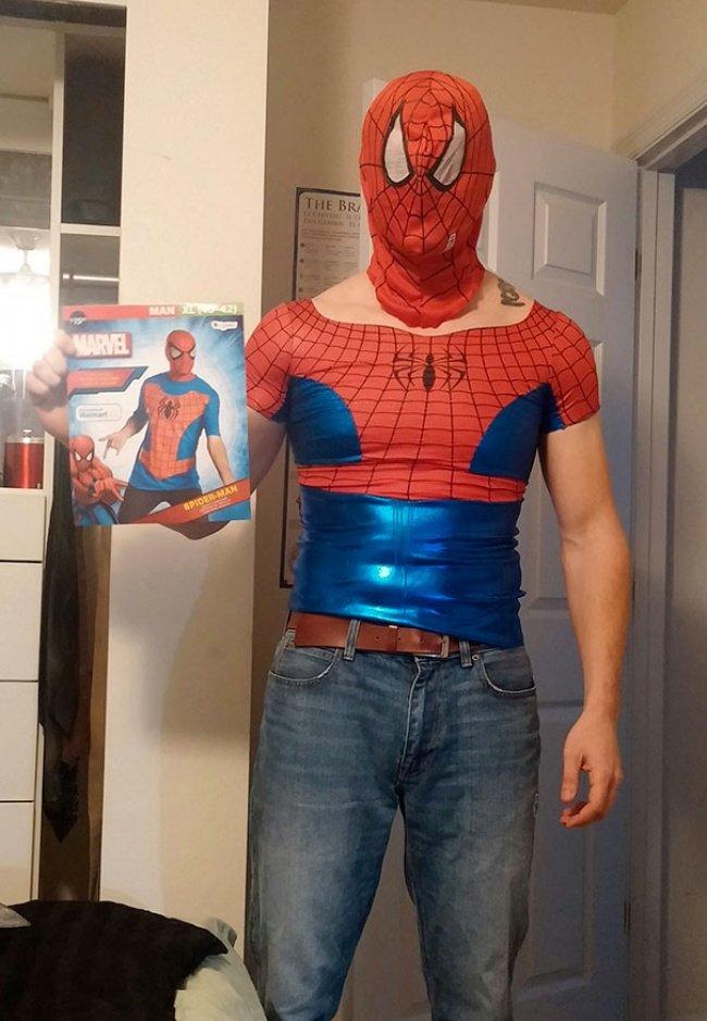 """Cũng là Spiderman nhưng mỗi người một """"số phận"""""""