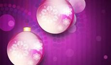 Hướng dẫn dùng Photoshop CS6 (Phần 7): Tạo thiệp Giáng sinh với bóng Giáng sinh trên nền Stylish