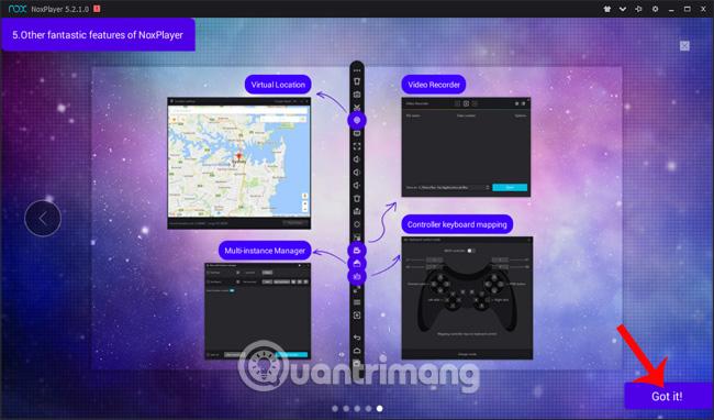 Cách cài đặt NoxPlayer để chơi game Android trên máy tính