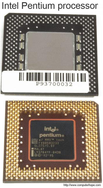 Bộ xử lý Intel Pentinum