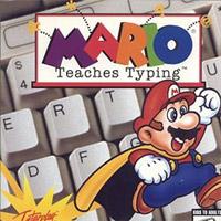Luyện gõ 10 ngón, đánh máy nhanh bằng game Mario Teaches Typing