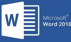 Cách tạo bookmark trong Word 2016