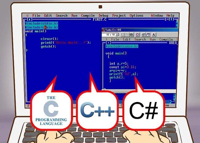 Cân nhắc học C, C++, C# và những ngôn ngữ liên quan khác