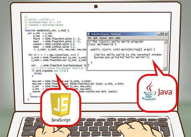Cân nhắc học Java hay JavaScript