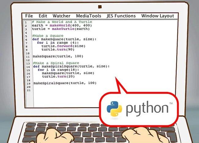 Thử sức với Python