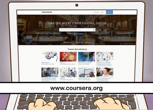 Học từ các trường đại học trực tuyến