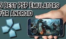 8 phần mềm giả lập PSP - Play Station Portable tốt nhất cho Android