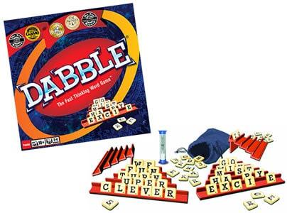 Trò chơi tiếng Anh Dabble