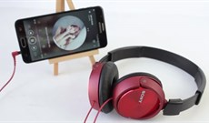 Đánh giá tai nghe Sony MDR-ZX310AP: Thiết kế cá tính, chất âm ấn tượng, giá cả bình dân