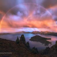 15 khoảnh khắc cầu vồng xuất hiện tuyệt đẹp trên khắp Trái Đất