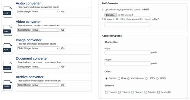 Trang web Online-file-convert.com