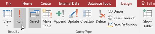 Tạo truy vấn dữ liệu trên nhiều bảng bước 7