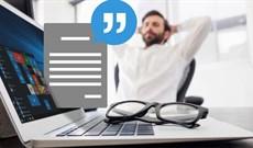 Làm thế nào để máy tính đọc tài liệu cho bạn?